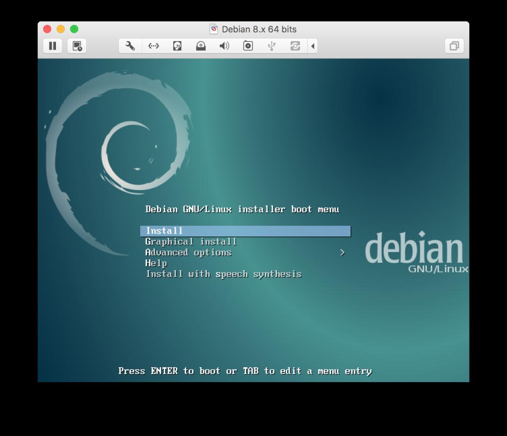Installation serveur web debian