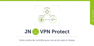 Offre JN VPN Protect