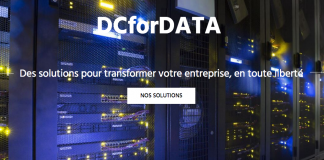 Jaguar network entre au captal de DC for data