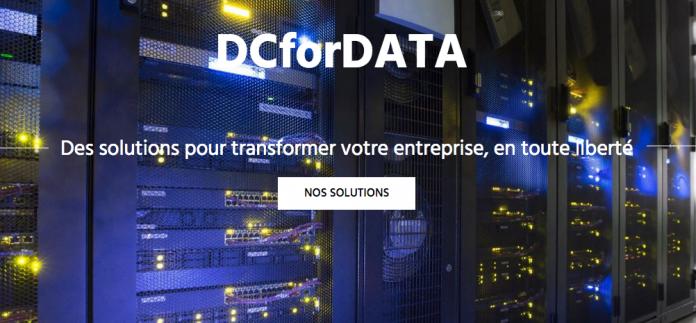 Jaguar network entre au captal de DC for data