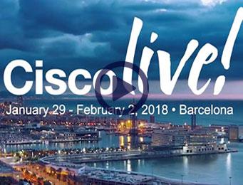 JN invité au CiscoLive 2018 Barcelona