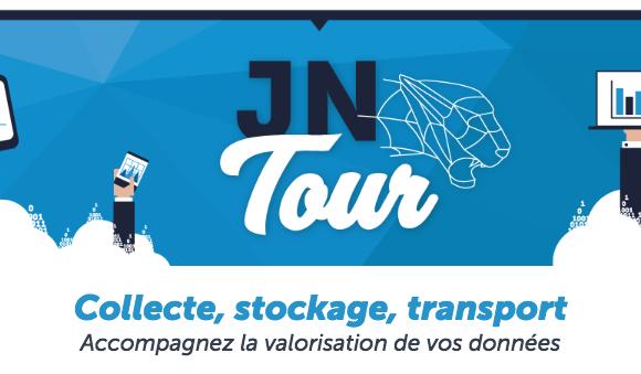 JN TOUR 2018 : stockage, SDWAN, IoT, vous saurez tout !