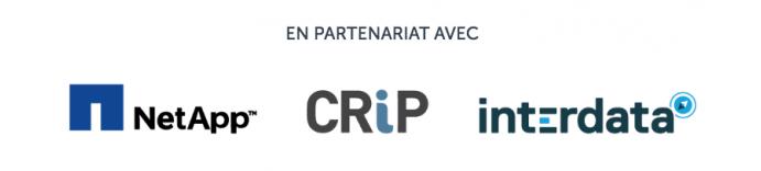 Partenaires JN TOUR 2018, : NetApp, Interdata