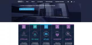 Nouveau site web Jaguar Network hébergeur Opérateur
