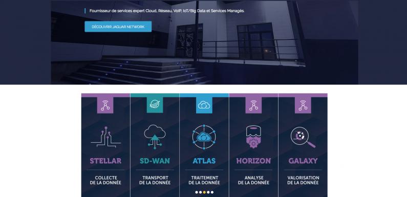 Un nouveau site web pour Jaguar Network 3.0