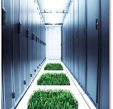 Green-it : Les datacenters , le PUE et l'éco-responsabilité