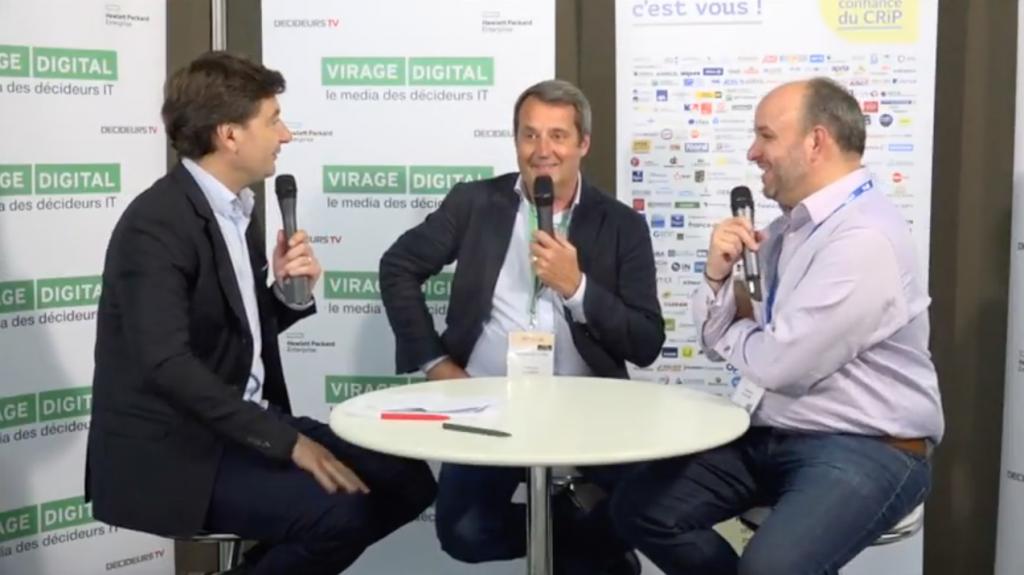 Interview de Jaguar Network et France Television numerique au CRiP 2018