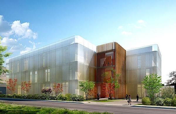 Le data center du futur Rock à Lyon