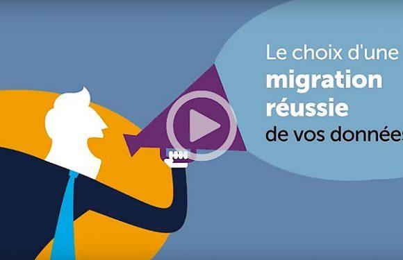 Migration de vos données