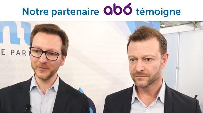 Témoignage de Benoit et Renaud Dupuy, fondateurs de la société ab6.