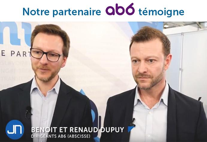 Témoignage de notre partenaire Channel AB6