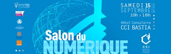 Salon du Numérique de Bastia, rencontrez JaguarNetwork