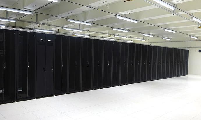 Datacenter Rock Lyon Jaguar Network DCforData
