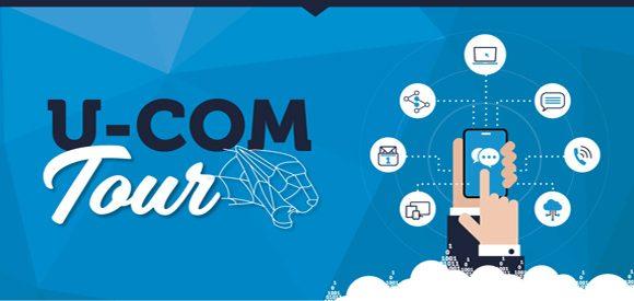 U-COM Tour : événement SD-WAN, téléphonie d'entreprise, Communications unifiées