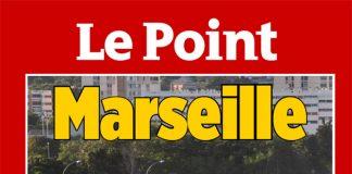 Couverture le point Marseille et la mobilité - octobre 2018|Interview de Kevin POLIZZI pour Le Point Spécial Marseille et mobilité.