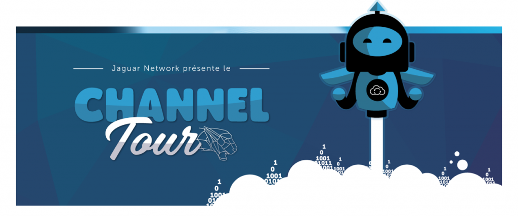 Channel Tour par Jaguar Network