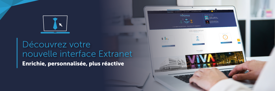 Nouvelle interface pour Extranet Jaguar Network