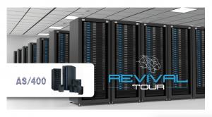 Revival Tour AS400 par Jaguar Network