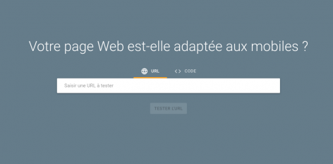 Votre site est-il Mobile First Friendly ?