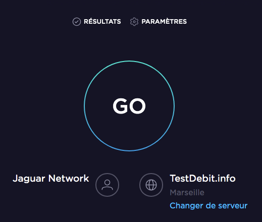 Speedtest Fibre